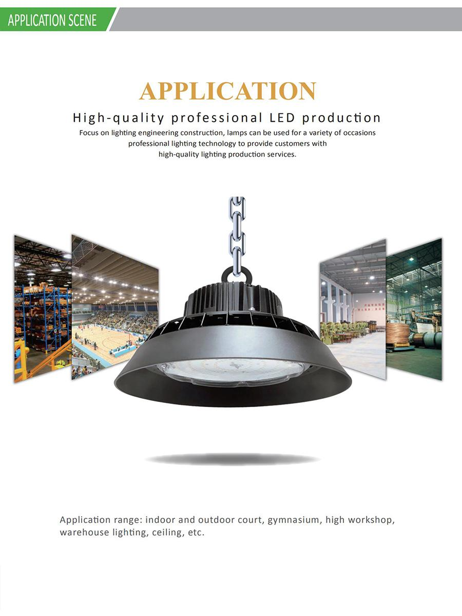 led high bay lights made in china