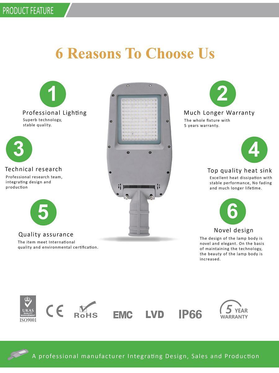street light manufacturers